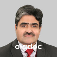 Dr. Mazhar Iqbal Chaudhry (Orthopedic Surgeon) Lahore