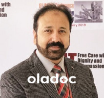 Prof. Dr. Salman Ahmed Tipu (Urologist, Sexologist, General Surgeon, Andrologist) Rawalpindi