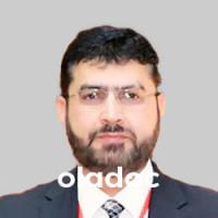 Top Eye Surgeon Multan Dr. Majid Hussain Khawaja