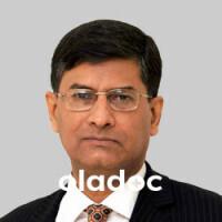 Prof. Dr. Mahmood Shaukat (Pediatric Surgeon, Pediatrician) Lahore