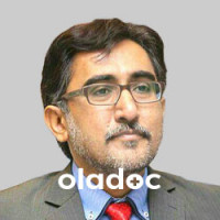Top Doctor for Diagnostic Testing in Karachi - Dr. Naseem Ahmed