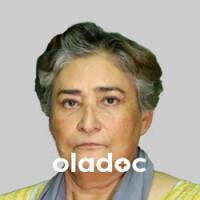 Dr. Nusrat Habib Rana (Psychiatrist, Acupuncturist) Lahore