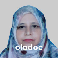 Dr. Samina Khalid (Family Physician, Internal Medicine Specialist, General Physician) Karachi