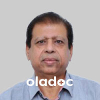 Top Doctor for Diplopia in Lahore - Dr. Mushtaq Ahmad Quereshi