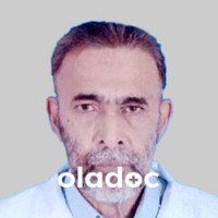 Dr. Malik Muhammad Khalid (Orthopedic Surgeon) Karachi