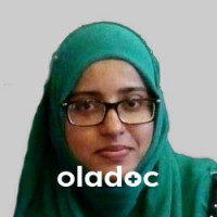 Ms. Amina Sabir (Dietitian, Nutritionist) Lahore