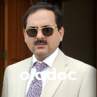 Top General Surgeon Lahore Dr. Muhammad Tahir Chaudhry