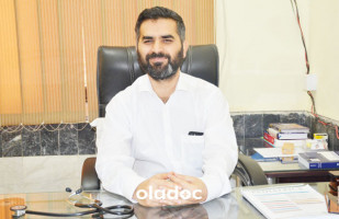 Dr. M Irshad (Pediatrician) Peshawar