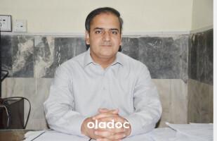 Dr. Usman (Neuro Surgeon) Peshawar