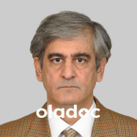 Prof. Dr. Atif Mahmood (Pulmonologist) Lahore