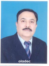 Dr. M. Saleem Gandapur (Eye Specialist) Peshawar