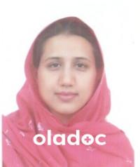 Dr. Ambreen Ahmad (Pediatrician) Peshawar