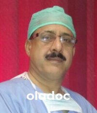 Prof. Dr. Qadir Ullah (Anesthesiologist) Peshawar