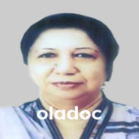 Prof Dr. Khalida Soomro (Cardiologist) Karachi