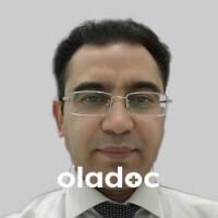Dr. Syed Qayam Ali Shah (Gastroenterologist, Internal Medicine Specialist, General Physician, Family Physician) Islamabad