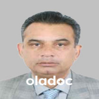 Prof. Dr. Imran Sikander Khan (Orthopedic Surgeon) Islamabad