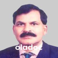 Prof. Dr. Syed Asif Ali (Eye Specialist, Eye Surgeon) Karachi