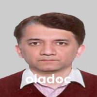 Dr. Atif Bashir Chohan (Eye Specialist, Eye Surgeon) Islamabad