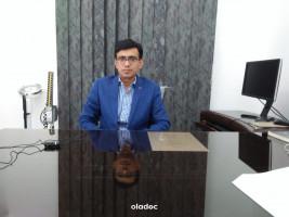 Dr. Asif Ali Shaikh (Internal Medicine Specialist) Karachi