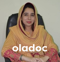 Dr. Hira Anees (Dentist, Orthodontist) Lahore