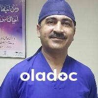 Top Eye Specialist Peshawar Assist. Prof. Dr. Afzal Qadir
