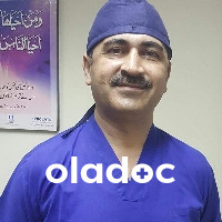 Assist. Prof. Dr. Afzal Qadir (Eye Surgeon, Eye Specialist) Peshawar