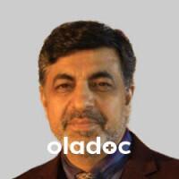 Lt. Col. (R) Dr. Abid Hussain (Cardiac Surgeon) Lahore