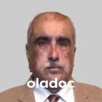 Prof. Dr. Jahangir Ahmad (Cardiologist) Faisalabad
