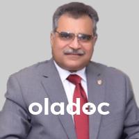 Prof. Dr. Syed Mohsin Naveed (Nephrologist, Internal Medicine Specialist) Rawalpindi