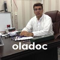 Dr. Manzoor Ahmad Khalil (Neurologist) Peshawar