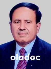 Dr. Inayat Ullah Khand (Pediatrician) Islamabad