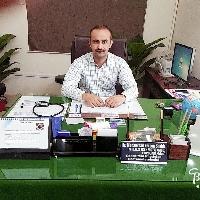 Dr. Muhammad Farooq Shabir (Internal Medicine Specialist, Gastroenterologist) Multan