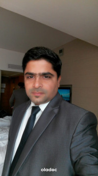 Dr. Naveed Ali Shair (Orthopedic Surgeon) Lahore