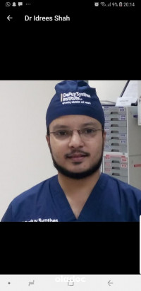 Dr. M. Idrees Shah (Orthopedic Surgeon) Karachi