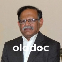 Brig. (R) Prof. Dr. Jamal Ahmad (Pulmonologist, Internal Medicine Specialist) Rawalpindi