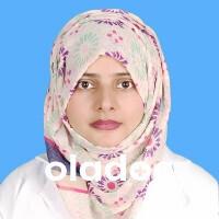 Top Physiotherapist Rawalpindi Dr. Tehmina Ramzan