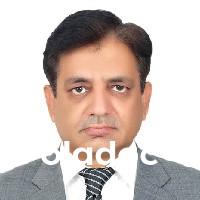 Prof. Dr.  Muhammad Siddique (Internal Medicine Specialist, Gastroenterologist) Lahore