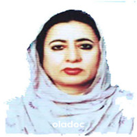 Dr. Tasneem Hayat (Gynecologist, Obstetrician) Lahore