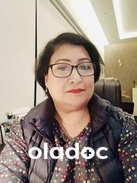 Ms. Rehana Nazli (Psychologist) Lahore