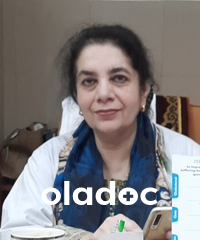 Dr. Seema Noor (Internal Medicine Specialist, General Physician, Family Physician) Peshawar