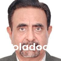 Dr. Altaf Hussain Shah  (Orthopedic Surgeon, Pain Management Specialist) Islamabad