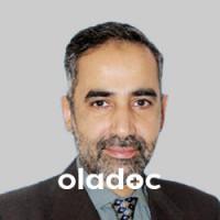 Lt. Col. (R) Dr. Rizwan Qureshi (Dentist, Endodontist) Rawalpindi