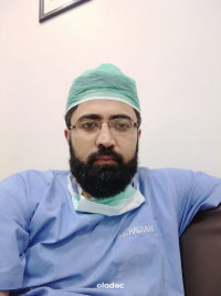 Dr. Hassan Shoukat Rana (General Surgeon, Laparoscopic Surgeon) Lahore