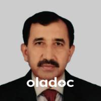 Brig. Dr. Bashir Ahmad Malik (Pediatrician, Neonatologist) Lahore