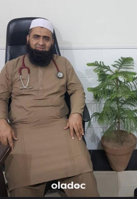 Dr. Hafiz Mughees Ather (Internal Medicine Specialist, Gastroenterologist) Faisalabad