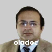 Dr. Muhammad Usman Arshad (Eye Specialist, Eye Surgeon) Islamabad