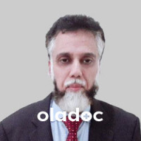 Dr. Khalid Rafique (Eye Specialist, Eye Surgeon) Lahore