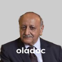 Dr. Khalid Mahmood Tariq (Internal Medicine Specialist, General Physician, Family Physician, Consultant Physician) Rawalpindi