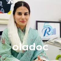 Dr. Hina Fahad (Dermatologist, Cosmetologist, Aesthetic Medicine Specialist) Karachi