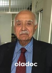 Prof. Dr. Mahmood Ali Malik (Diabetologist, Endocrinologist) Lahore